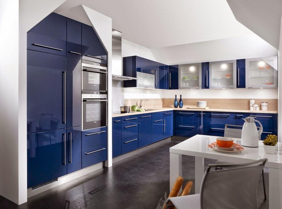 Tendencias muebles de cocina 2016 cocinas a o 2016 for Estufas modernas 2016