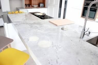 Encimera de cocina de granito