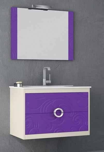 baño diseño cuero