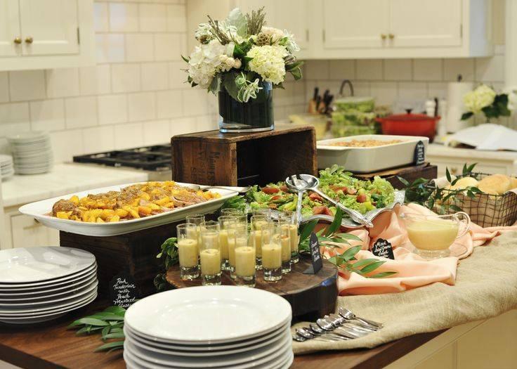 Cocina Fiesta Buffet