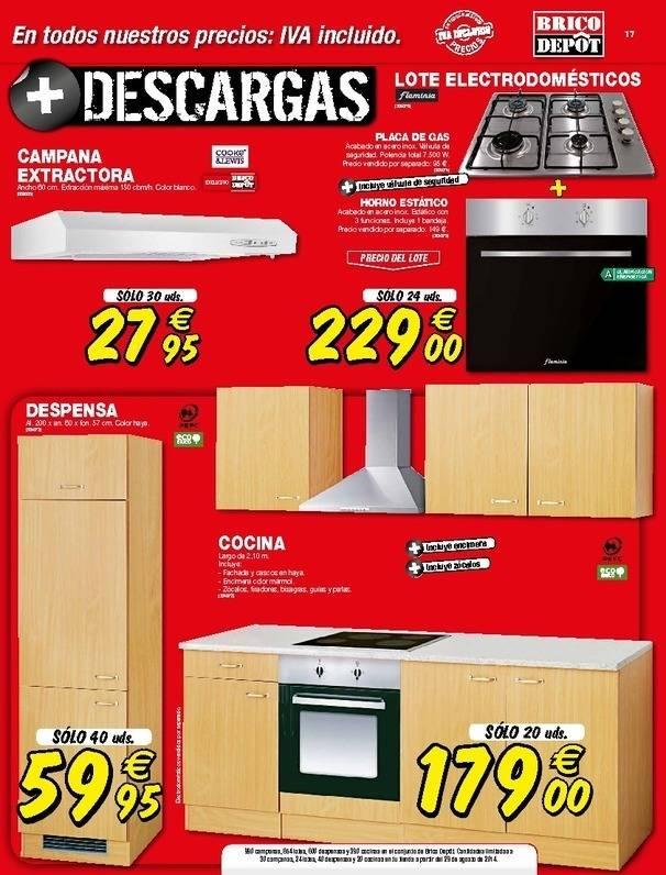 Diferenciar Muebles de Cocina