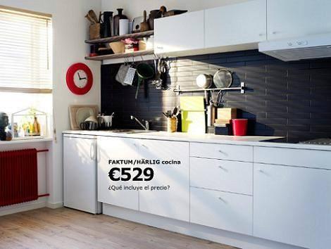 Diferenciar Muebles de Cocina, tipo kit o fabricados a medida.
