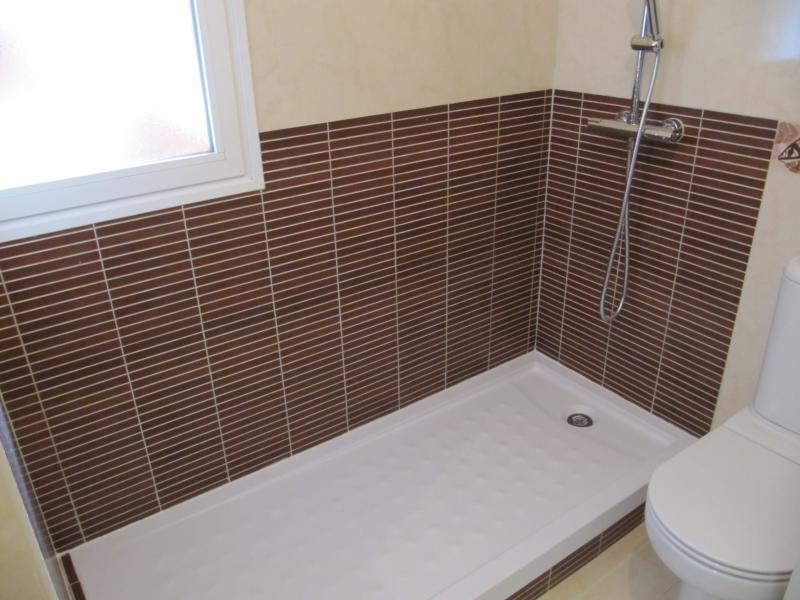 Cambio de ba era por ducha hasta d nde alicatar for Cambiar banera por ducha sin obras