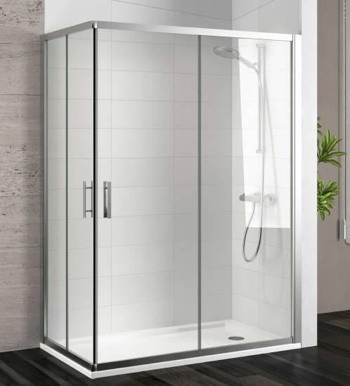 mampara ducha angular barata