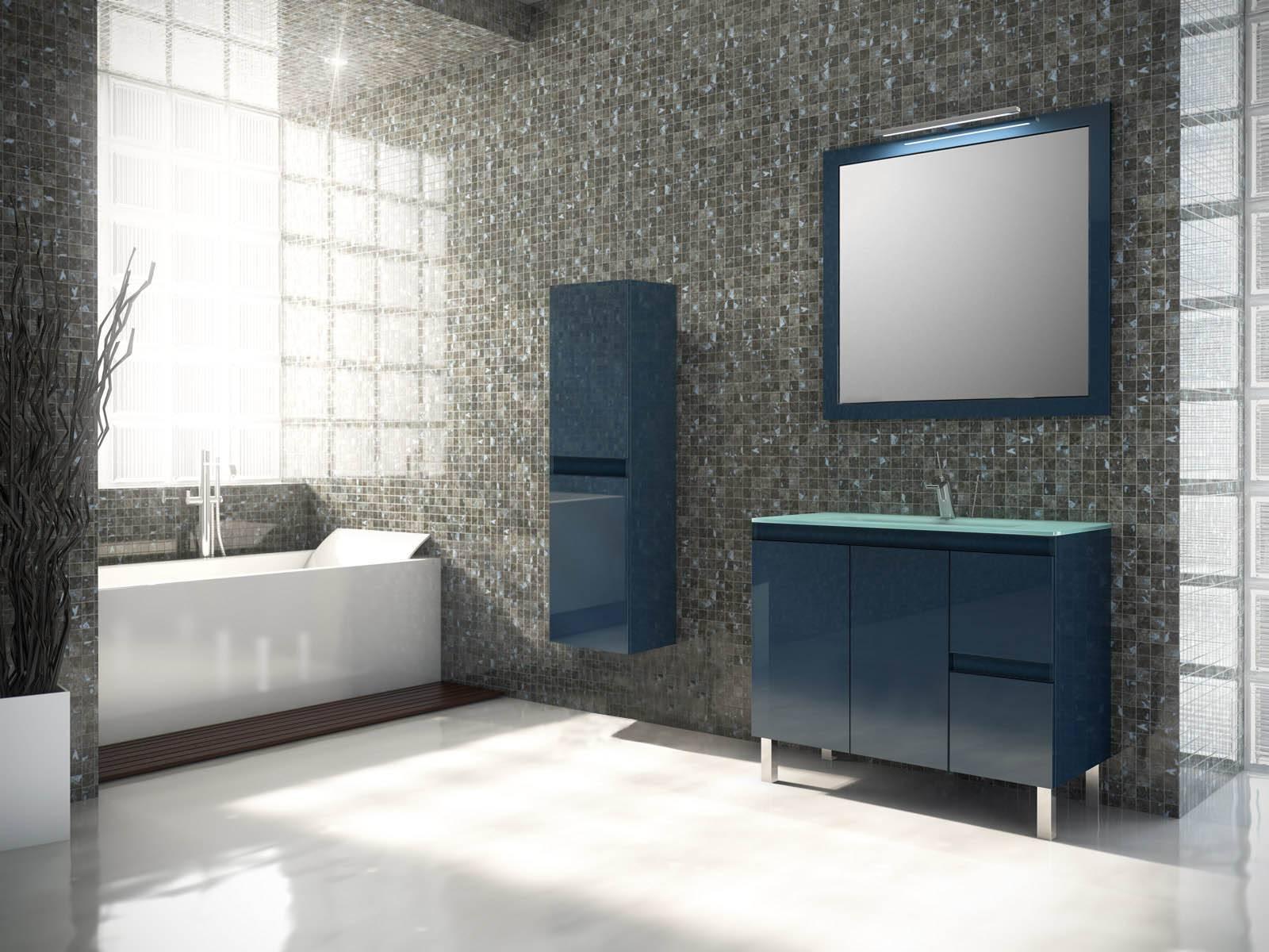 Conjunto mueble de ba o sparta muebles de ba o baratos 429 for Conjunto accesorios bano baratos