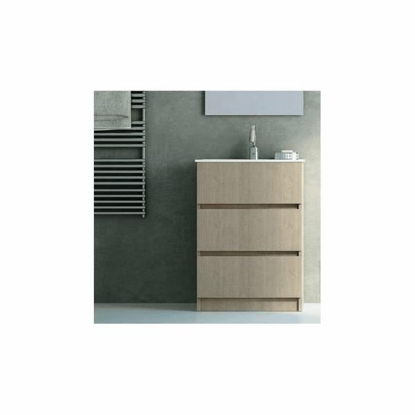 Conjunto mueble ba o cres muebles de ba o baratos 360 for Mueble columna bano barato