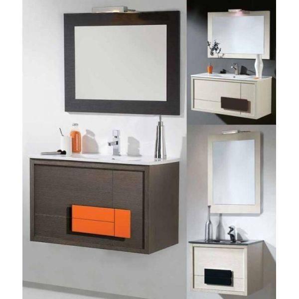 Muebles De Baño Natugama:Conjunto Mueble de baño Onix Eco