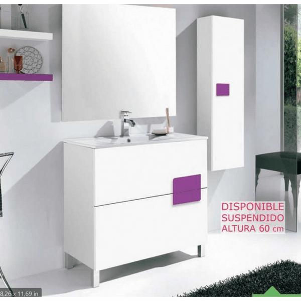 Conjunto mueble ba o barato quadra muebles de ba o baratos for Conjunto accesorios bano baratos