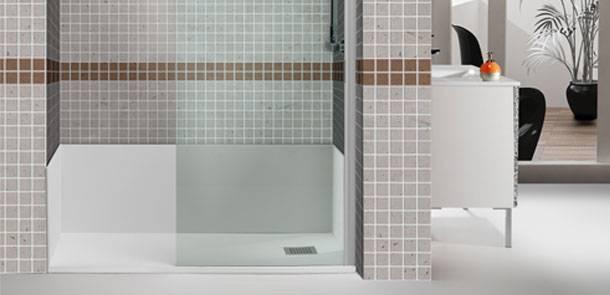Baño Con Ducha Sin Plato:Oferta cambio de bañera por plato de ducha