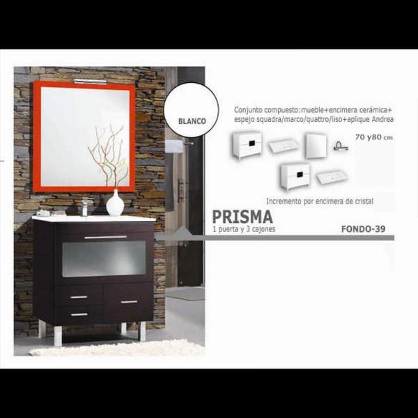 Muebles de ba o 70 cm for Conjuntos de bano baratos